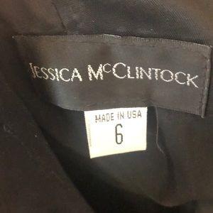 Jessica McClintock Dresses - Jessica McClintock dress formal prom black sparkle